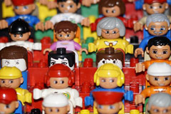 crowd-of-legos
