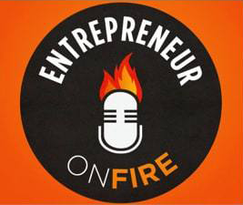 Entrepreneur on Fire logo
