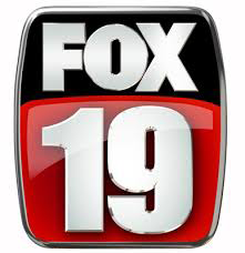 Fox 19 Cincinnati logo