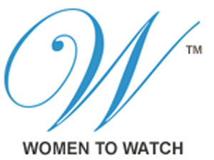 Women to Watch logo