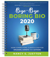 Bye Bye Boring Bio 2020