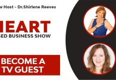 Dr. Shirlene Reeves Heart Based Business Show